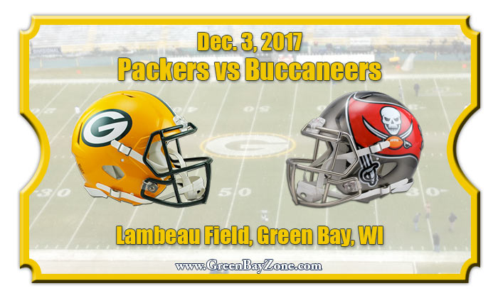 2017 Packers Vs Buccaneers