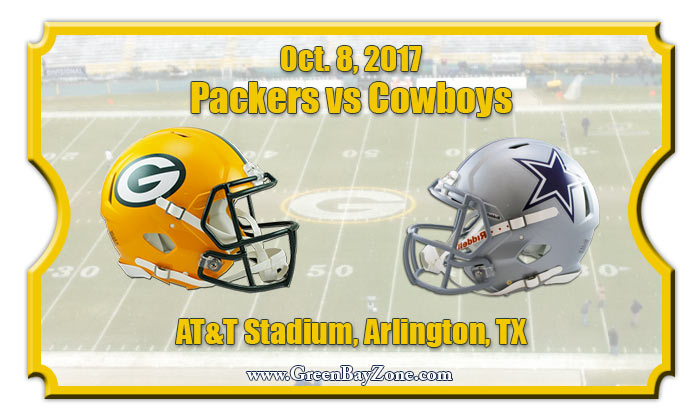 2017 Packers Vs Cowboys