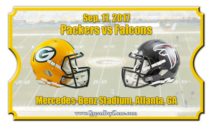 2017 Packers Vs Falcons